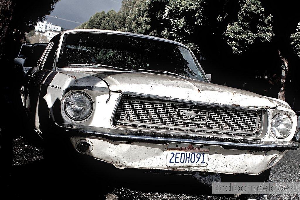 1964er Ford Mustang